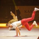 Breakdancing Time