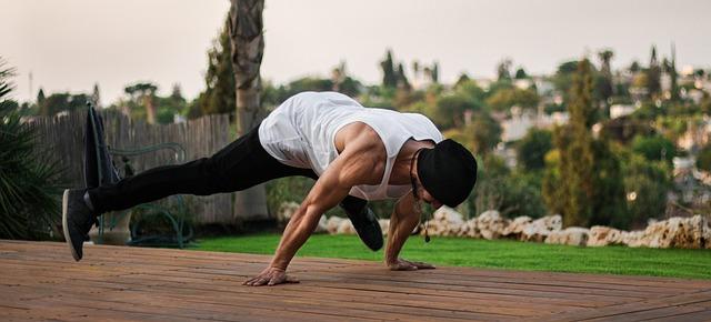 Fitness im Breakdance: seinen Körper auf das nächste Level bringen