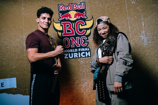 Red Bull BC One Champions 2018: Lil Zoo und Ami