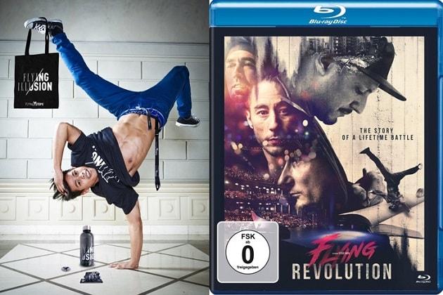 Gewinnspielaktion: Flying Revolution auf Blu-ray zu gewinnen