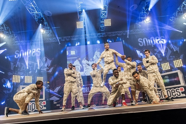 Battle of the Year 2018 – diese Teams machen mit