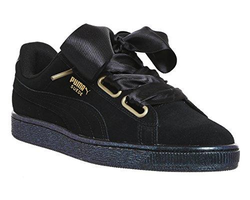 Puma Suede Heart Satin Damen Sneaker