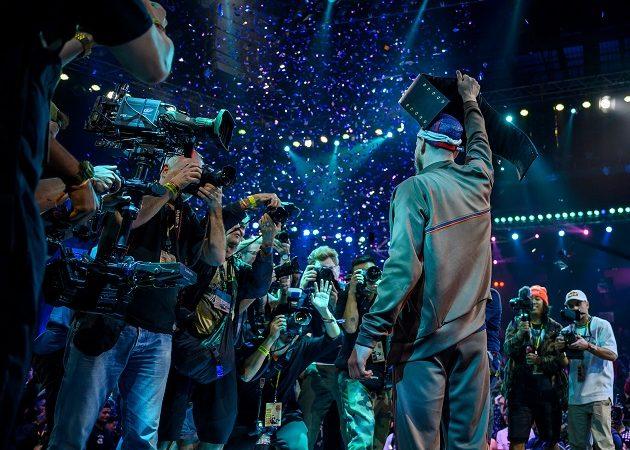 Bboy Menno & B-Girl Kastet  Red Bull BC One Champions 2019