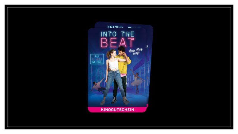 """Gewinne 2 Kinogutscheine für """"Into the Beat"""" (ab 16.Juli 2020 im Kino)"""