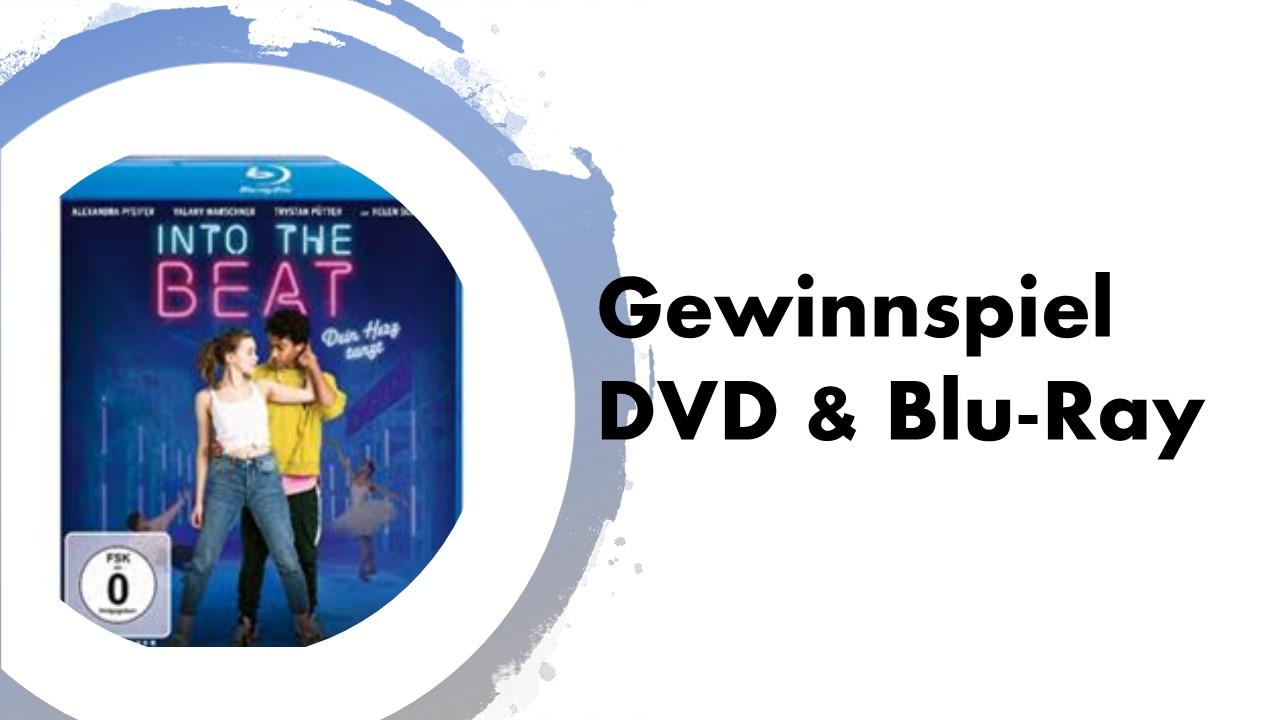 Gewinnspiel 1x DVD und 1x Blu-ray INTO THE BEAT
